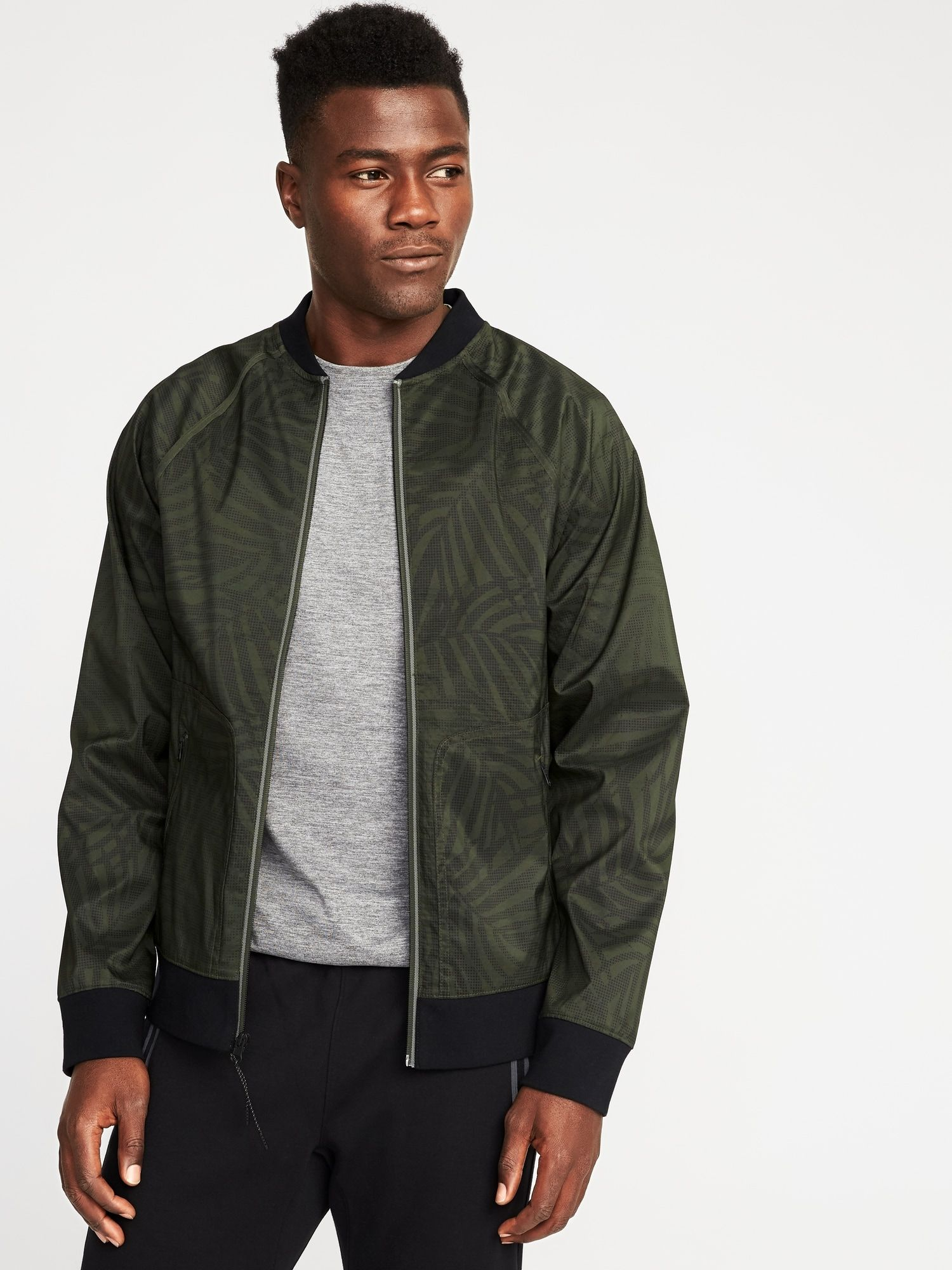 product photo Bomber jacket men, Bomber jacket, Old navy