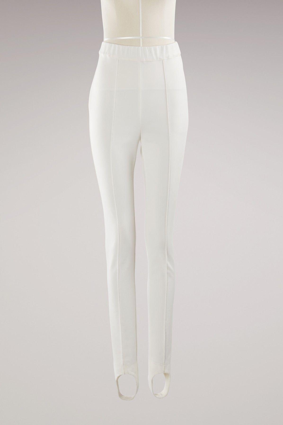 72d9cca8ec9b9e MARNI Skinny stirrup pants. #marni #cloth # | Marni | Stirrup pants ...