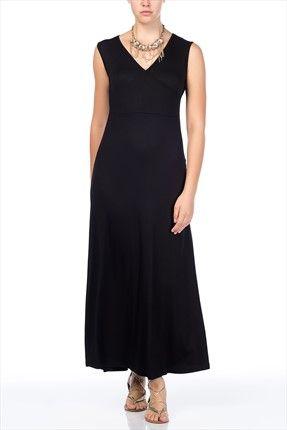 Buyuk Beden Siyah Elbise Elb13358sbb Siyah Elbise The Dress Elbise