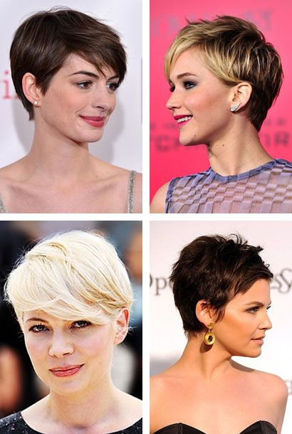 Golden Rules For Copying Celebrity Pixie Cuts Hair Cuts Styles