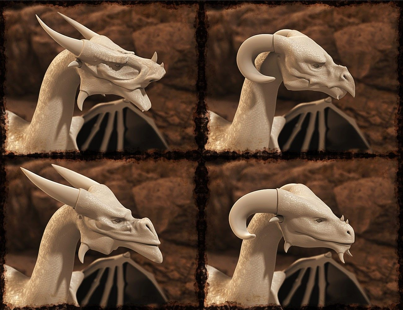 DAZ Dragon 3 Morphs | 3D Models and 3D Software by Daz 3D | דרקונים ...