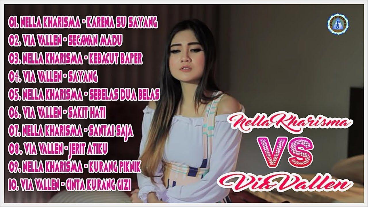 Nella Kharisma Vs Via Vallen Remix Vol 02 Joget Vs Goyang