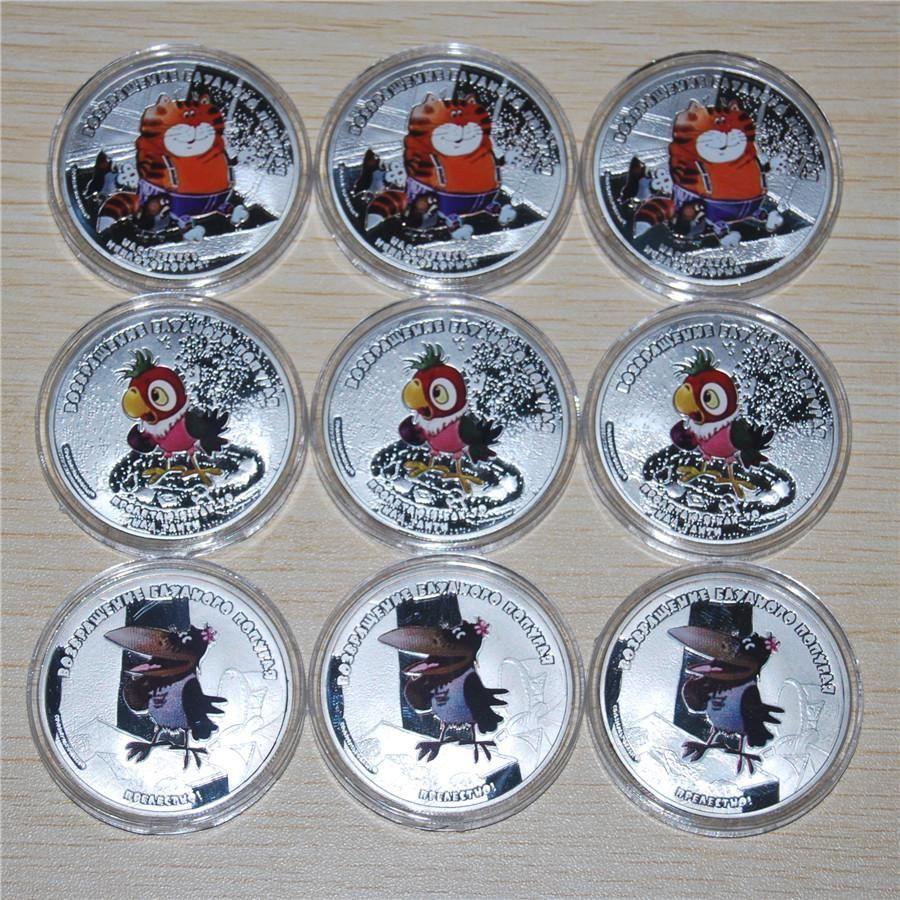 Cook Islands 2012-5$ Return of Prodigal Parrot Kesha 1 Oz Silver Coin