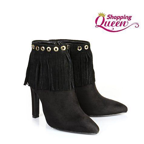 5381d6f3a8b300 Buffalo Stiefelette in schwarz  shoppingqueen  Stiefelette  333 ...