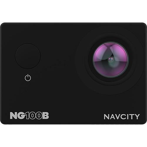 Câmera Esportiva Navcity NG-100B Preto >