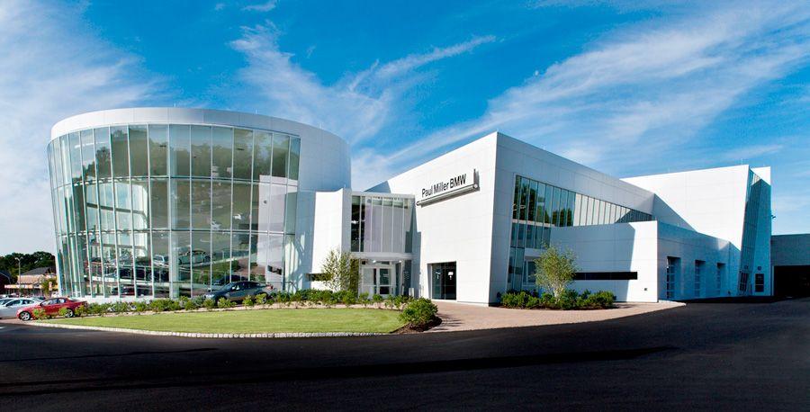 Paul Miller BMW, Wayne, NJ New 75,000 sq. ft. Paul