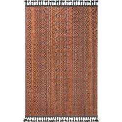 benuta Trends Kurzflor Teppich Laila Rot/Orange 155×230 cm – Moderner Teppich für Wohnzimmerbenuta.d