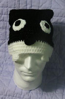 Just Stitched  Free Pattern  Naruto Sleeping Cap (Versatile Stocking Cap) fe6164d33c3