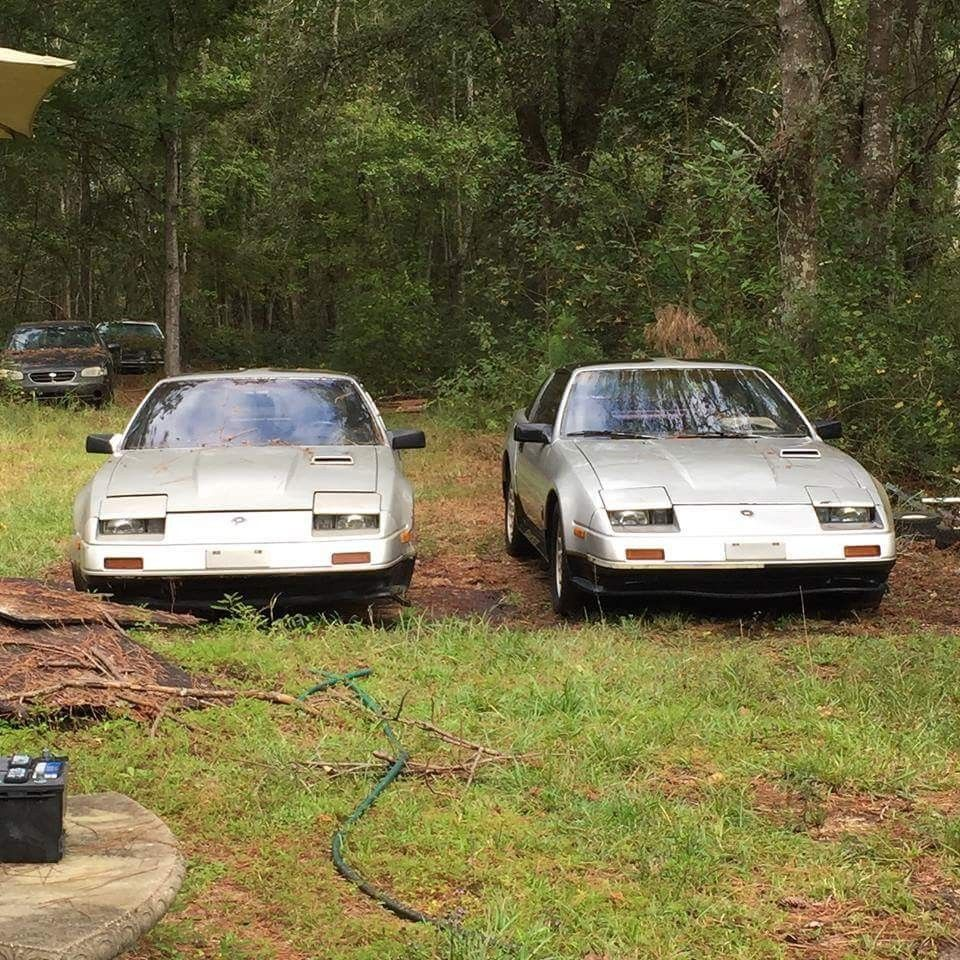 1984 Nissan 300zx Turbo Anniversary Editions (With Images