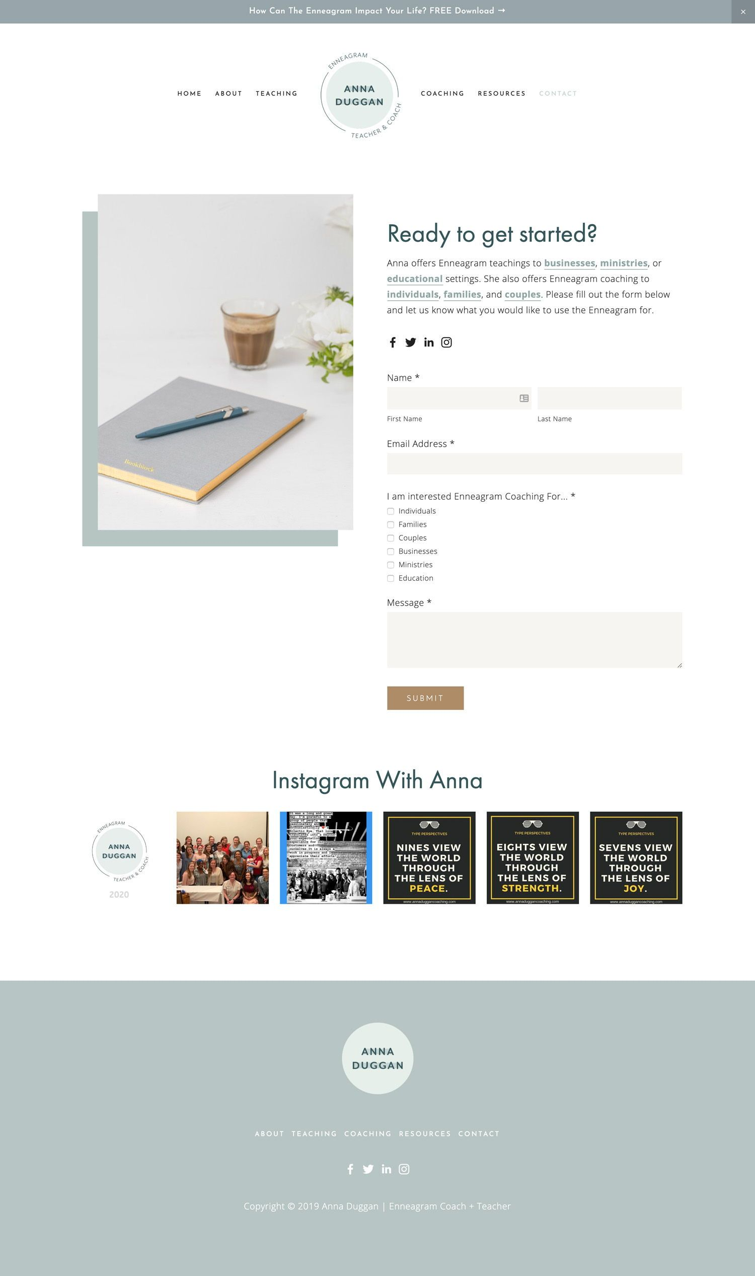 With A Station Seven Squarespace Template You Ll Not Only End Up