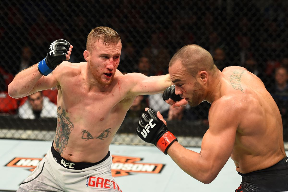 UFC on Fox 29 Poirier vs. Gaethje Fight card Ufc, Ufc