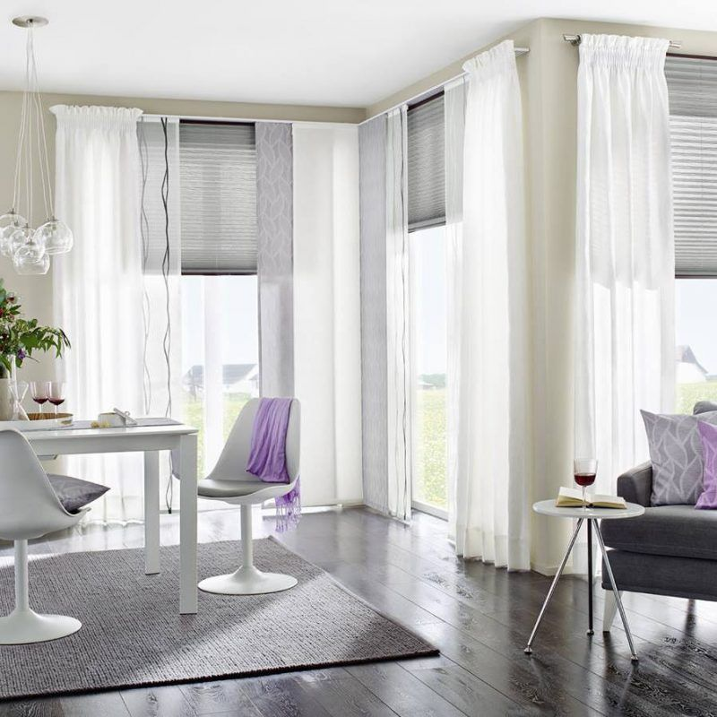 Curtains Decoration Suggestions For A Stylish Ambience Gardinen