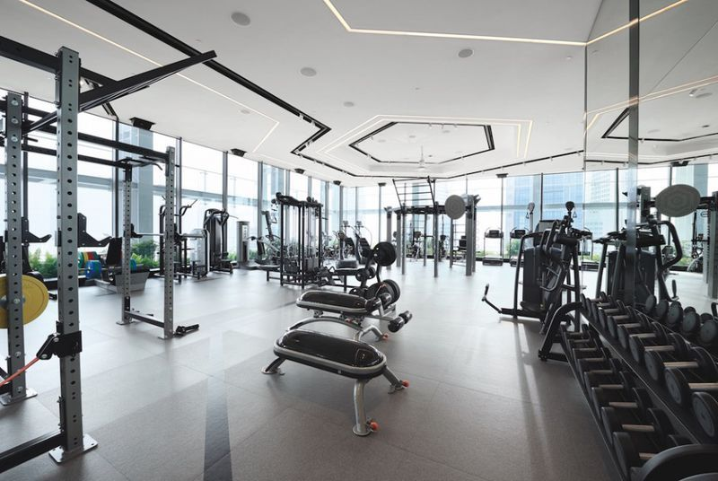 Seven of the Most Innovative Gyms in the World Luxury