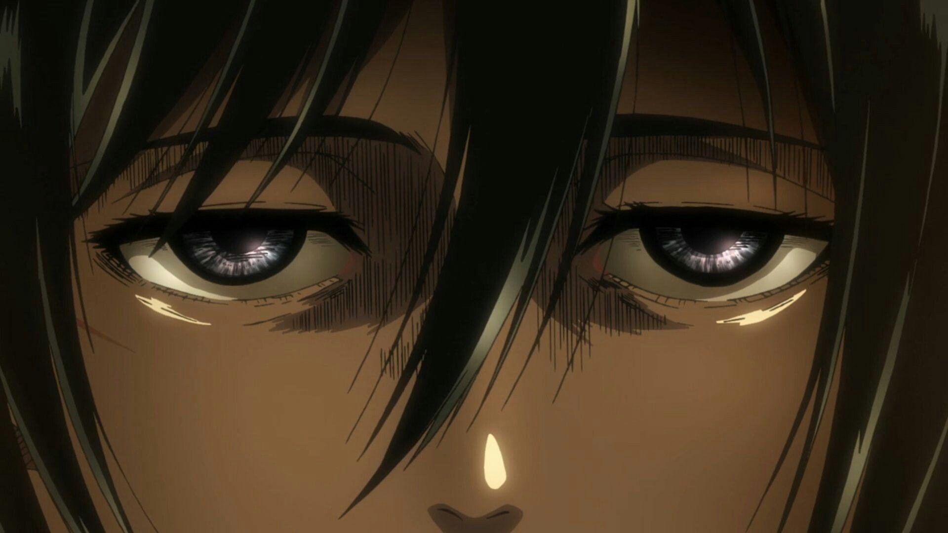 Shingeki no kyojin 3° Temporada, episódio 11 Espectador