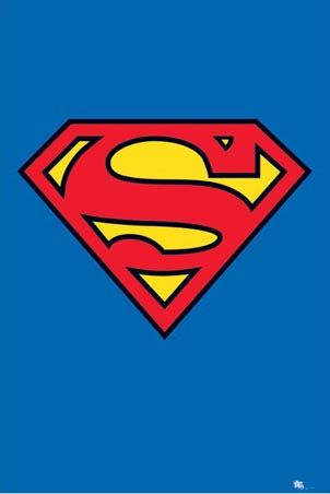 Super Man Poster Superman Logo Superman Wallpaper Logo Superhero Poster