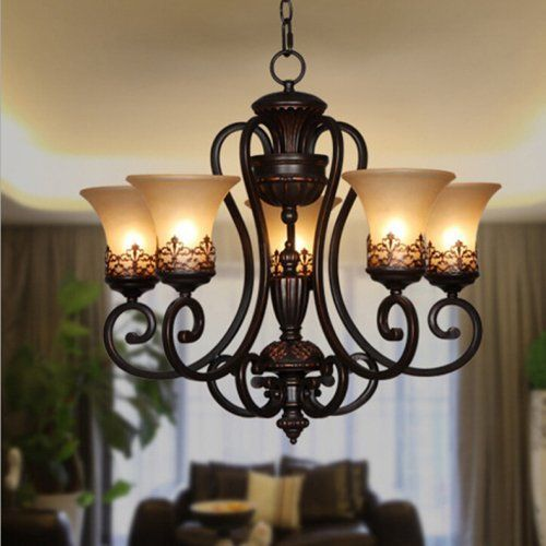 Y&LLuxurious Ornate Vintage Morden Candle Chandeliers