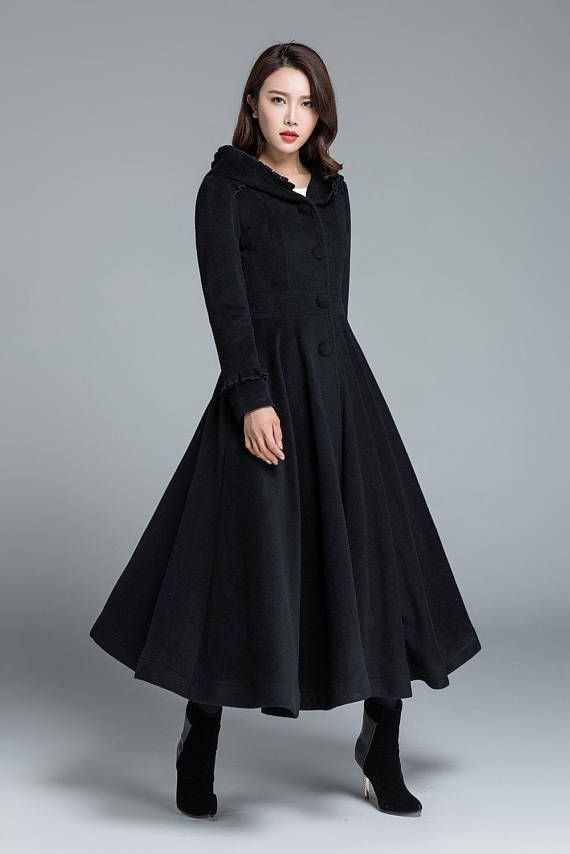 6c9b2efd10b Black coat