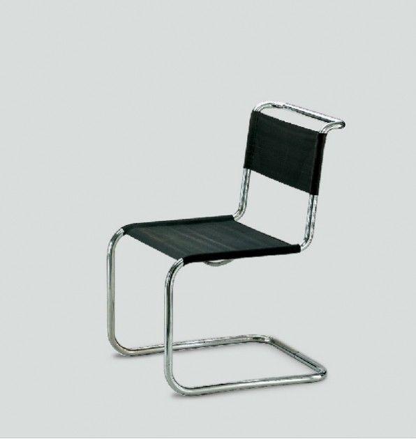 The B33 Chair By Marcel Breuer 1929 Marcel Breuer