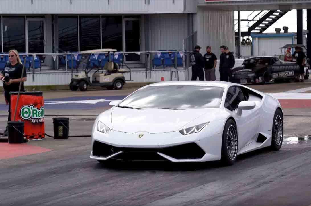 Lamborghini Huracan Does A Quarter Mile In Under 8 Seconds Lamborghini Huracan Quartermile Under8seconds Lamborghinihuracan Supercars