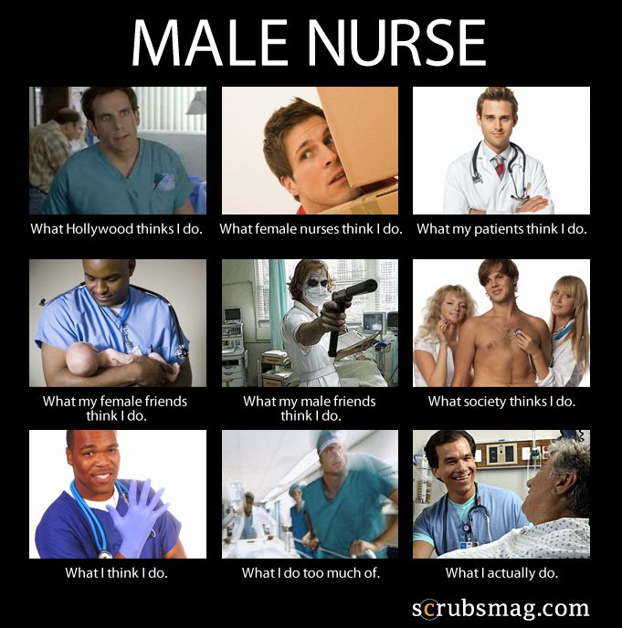 male nurse dating coworkers