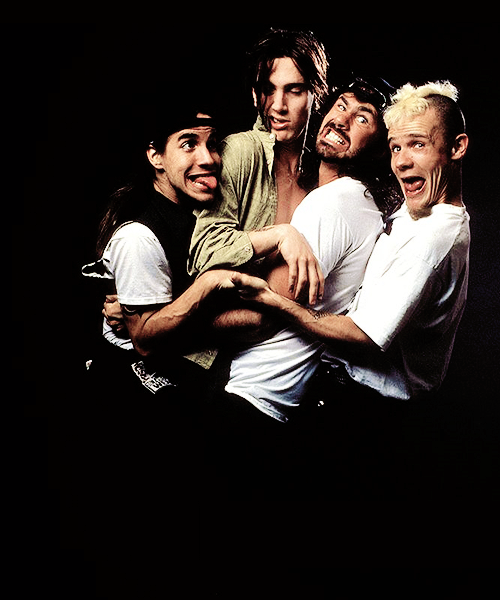 """sofiiik: """"Red Hot Chili Peppers """""""