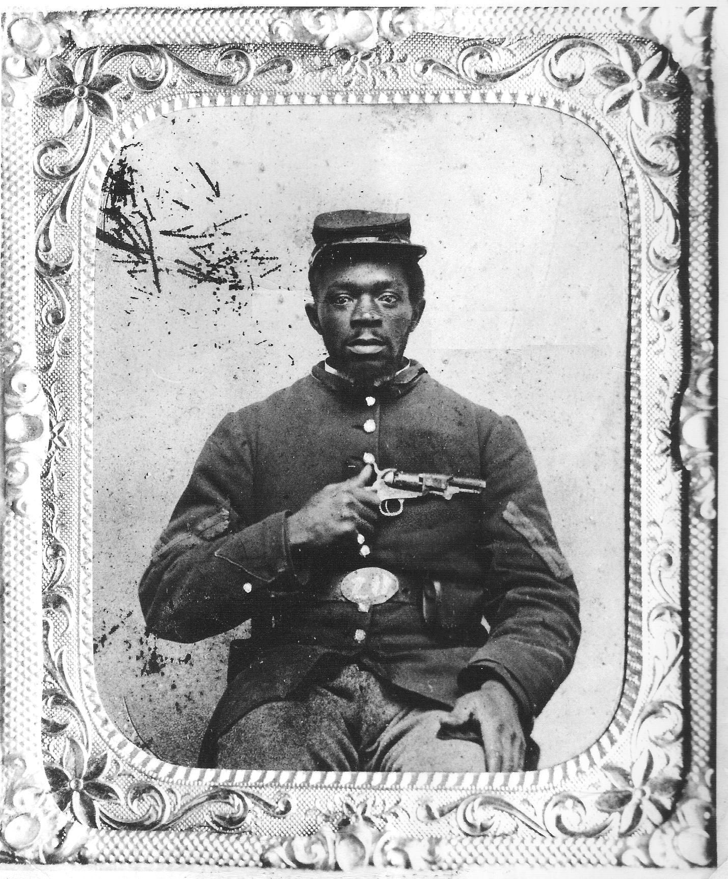 black soldiers in the civil war The american civil war (1861-1865) was a war fought within the united states after the election of abraham lincoln for president, eleven states withdrew from the united states to form the.
