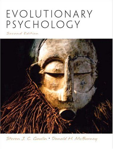 Evolutionary Psychology (2nd Edition) #book #health http://www.healthbooksshop.com/evolutionary-psychology-2nd-edition/ The second edition of  Evolutionary Psychology  is the only book on the market that shows the relevance of evolutionary thinking to the entire range of psychological phenomena, and it does so at a level appropriate for readers new to the field. Each chapter deals with a particular topic by illustrating how an evolutionary approach illuminates behavior as a response ..