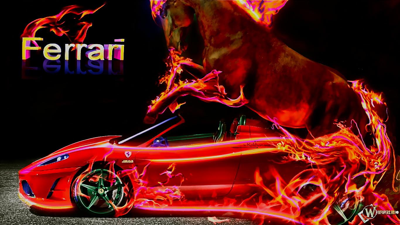 HOT SPORTS CAR POSTER fire flaming wheels CITY LANDSCAPE unique design 24X36