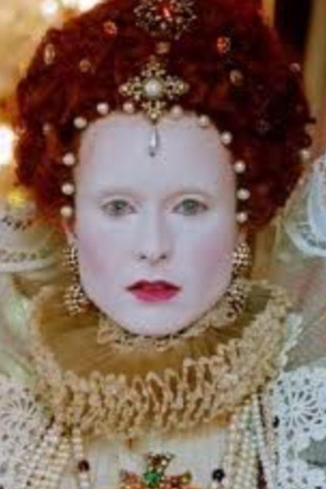 Makeup Renaissance Era I 2019 Renaissance Makeup