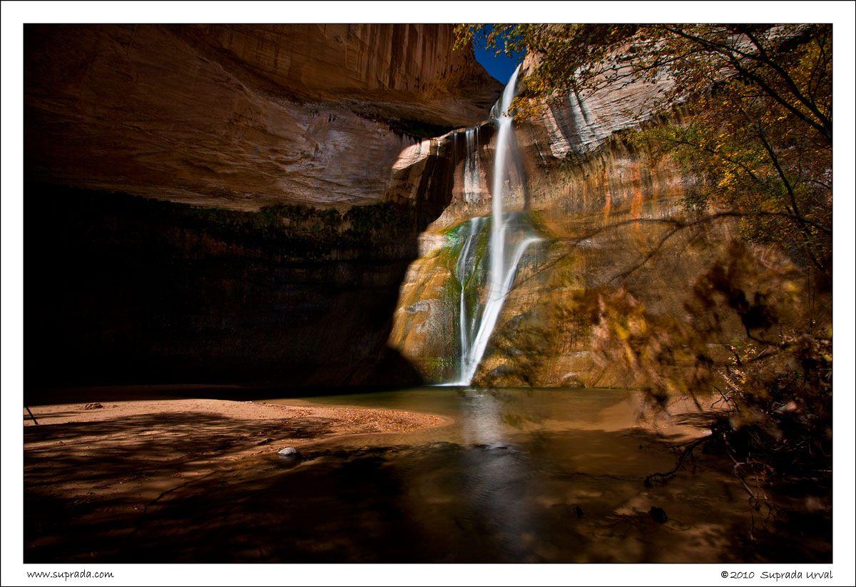 Lower Calf Creek Falls   Grand Canyon-Escalante National Monument, UT
