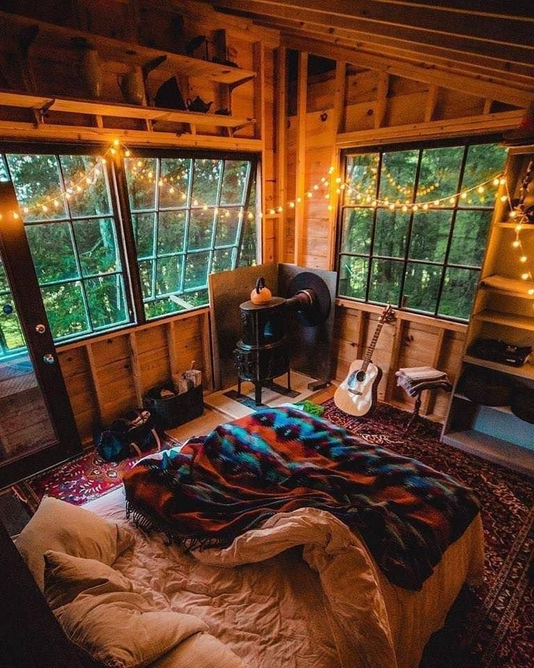 20+ Awesome Hippie Bedrooms Ideas