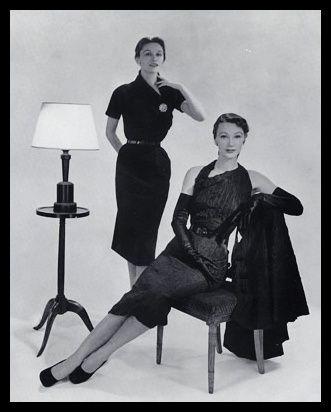 Elsa Schiaparelli, 1951. Photo Seeberger.