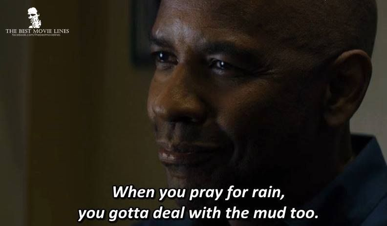 The Equalizer 2014 (With images) | Film quotes, Wise words quotes ...