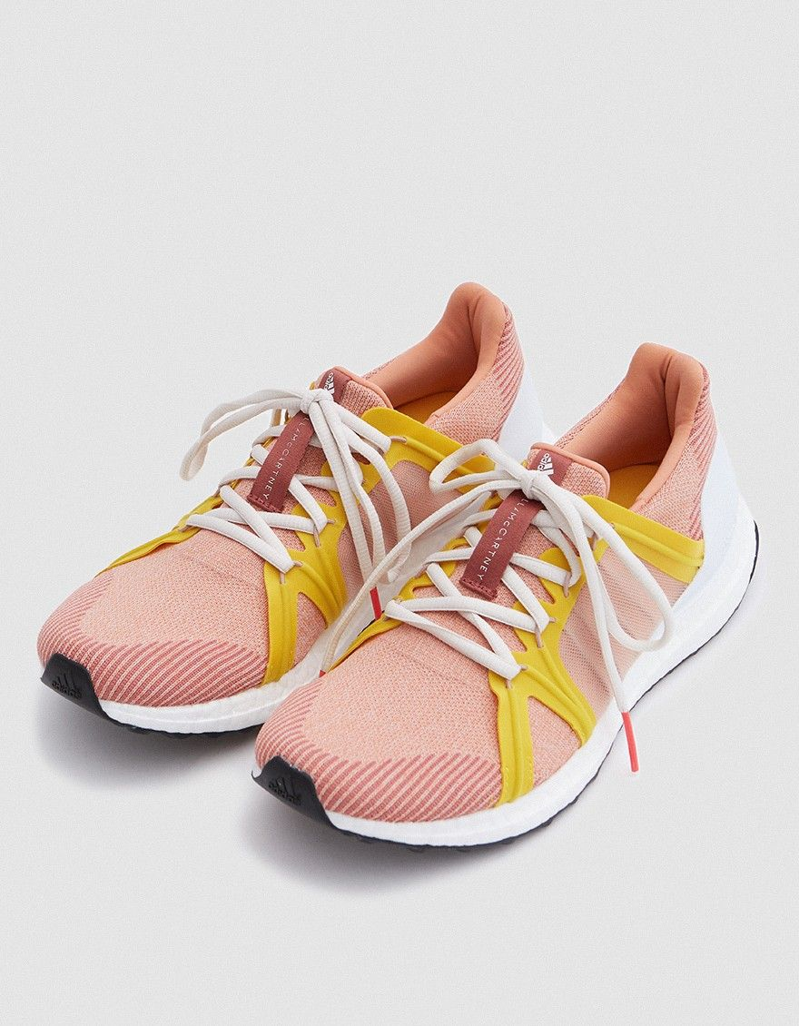 5439a228c44b2 Adidas by Stella McCartney   Ultra Boost Sneaker in Apricot Rose ...