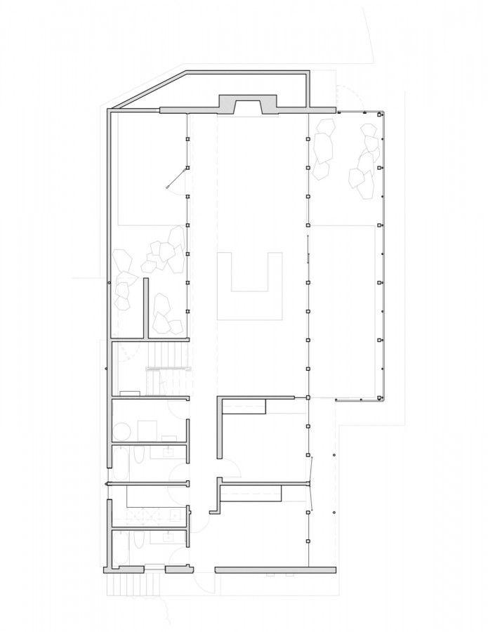 Wood Block Residence    Chadbourne   Doss