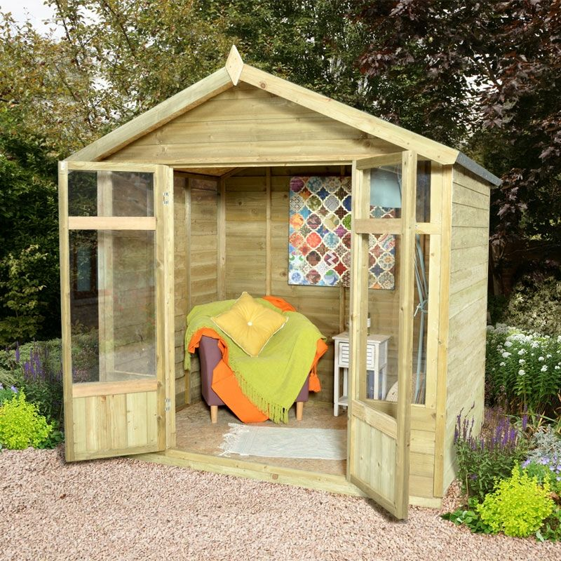 7x5 lechlade summerhouse buy sheds direct