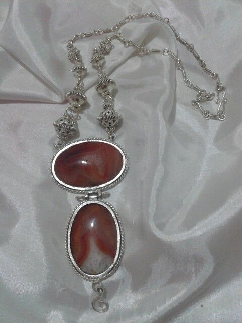 Natural stone necklace, contact me if you want