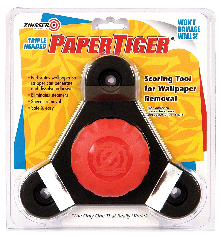 Zinsser Triple Head Paper Tiger Amazon.co.uk DIY Tools
