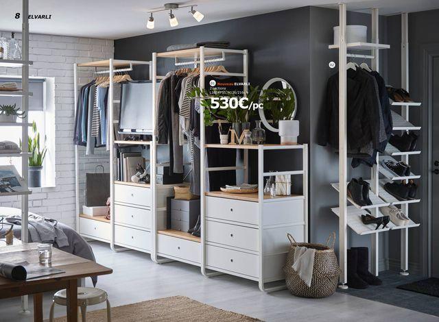 Dressing et armoire ikea les nouveaut s du catalogue ikea armoires id es - Ikea rangement dressing ...