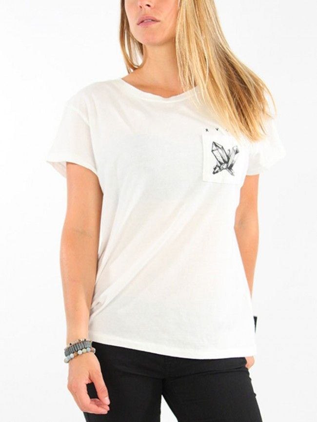 b23c465590 Crystalized T-Shirt for women by RVCA