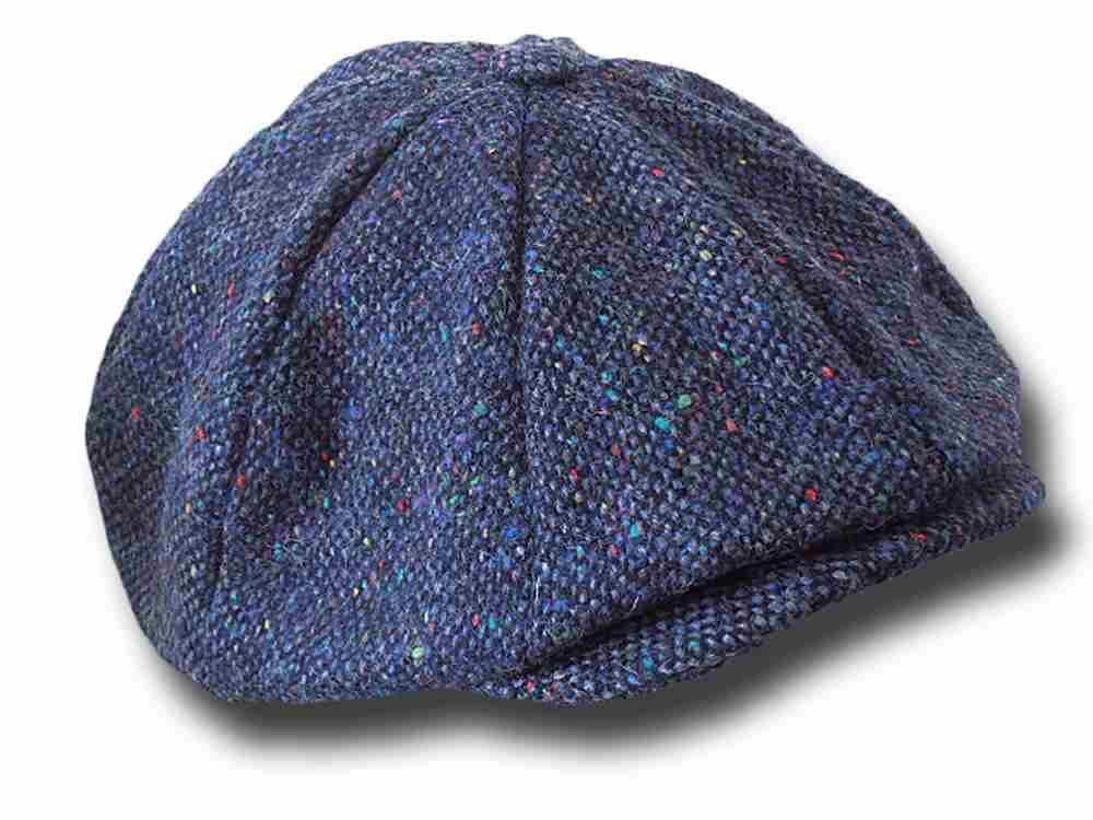 Berretto irlandese a 8 spicchi Hanna Hats Newsboy tweed Cap  990ca337deee