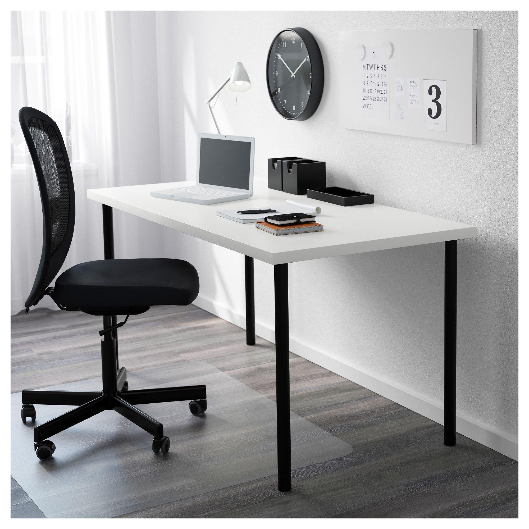 Linnmon Adils Table White Black Ikea Canada Ikea Micke Desk Ikea Micke Desk Ikea