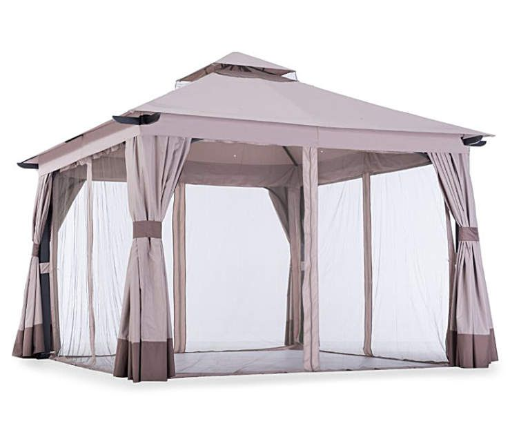 Rosemary Gazebo 12 5 X Big, Big Lots Outdoor Canopy Tent