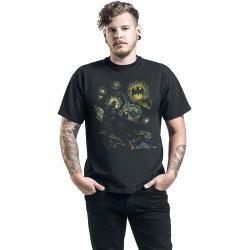 Photo of Batman Abstract T-Shirt