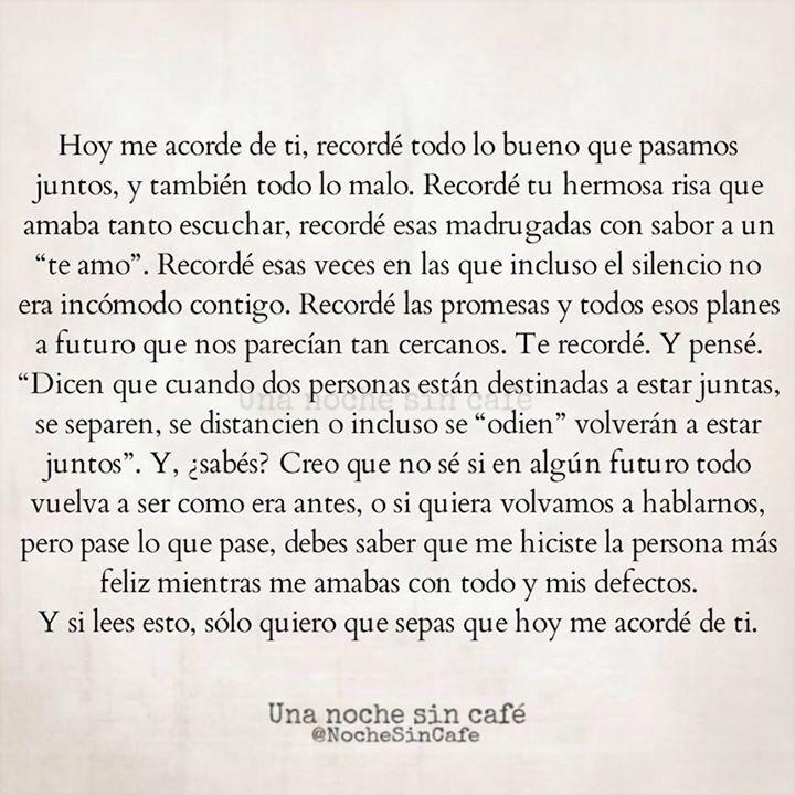 Con Dedicatoria Poesia Pinterest Noche Sin Cafe Amor Y
