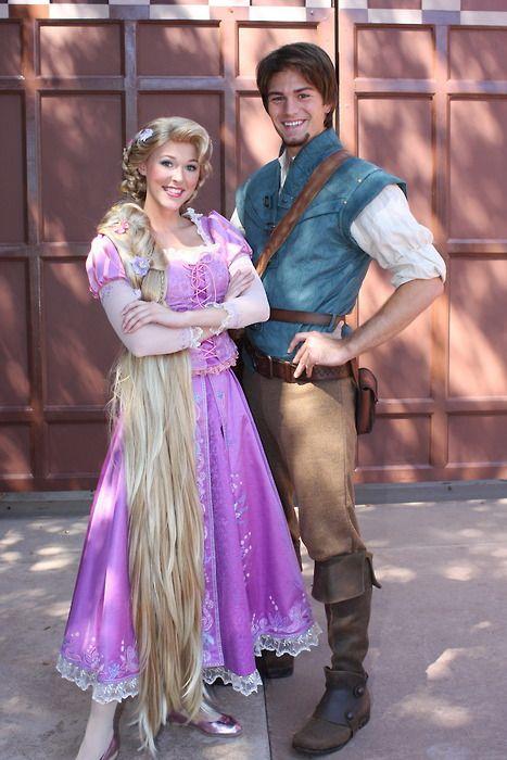 Disney S Tangled Rapunzel Braided Hair Flynn Rider Cosplay Couples Disney Tangled Tangled Cosplay Disney Cosplay Couples Cosplay