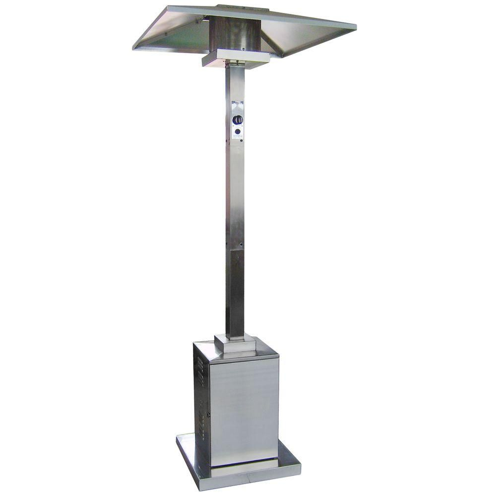 AZ Patio Heaters 41000 BTU Commercial Stainless Steel Gas Patio