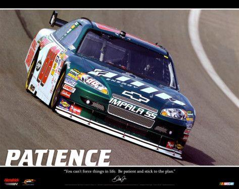 Dale Jr. - Patience