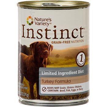 Nature's Variety Instinct GrainFree Limited Ingredient