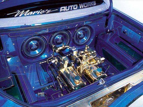 Photo of 1993_Cadillac_Fleetwood-hydraulic_system_view… #hydrauliccars #hydraulic #cars…